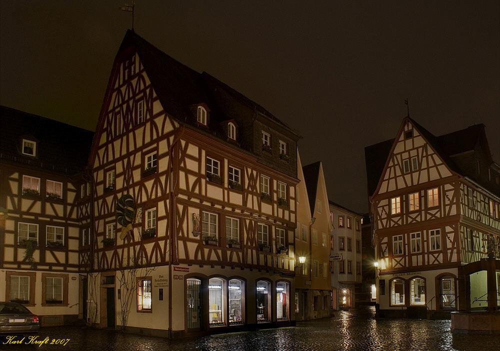 """Kirschgarten II - Haus """"Zum Aschaffenberg"""" und """"Zum Baumberg"""""""