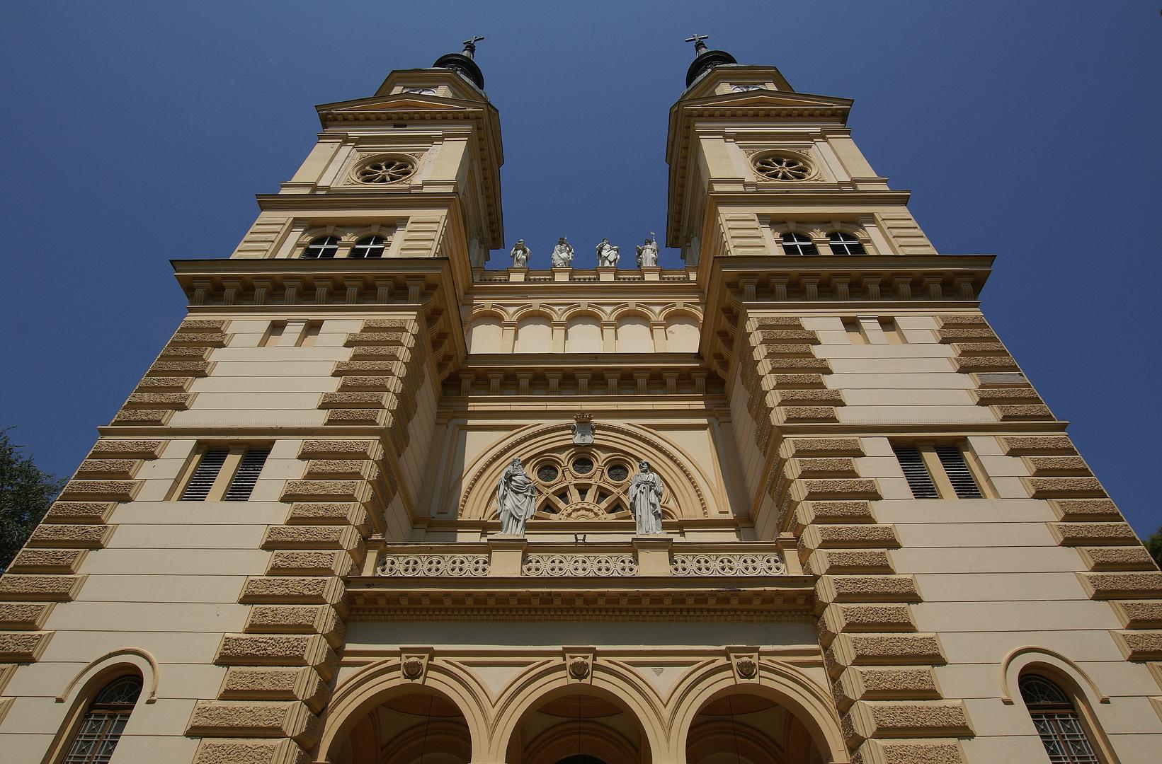Kiskunfélegyháza - Kirche (Szent István király templom)