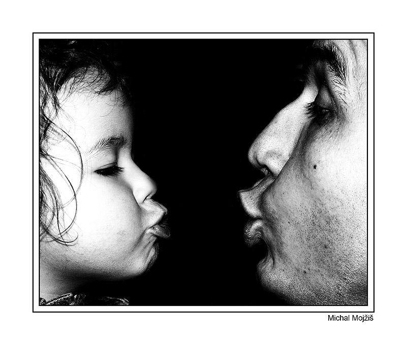 ...kiss