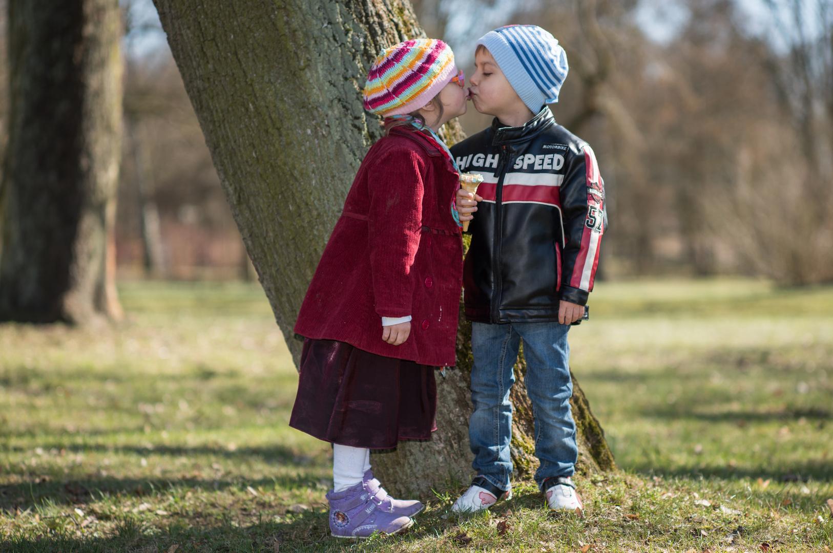 kiss ;)