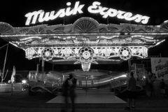Kiss at the Musik Express BW