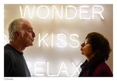* Kiss *