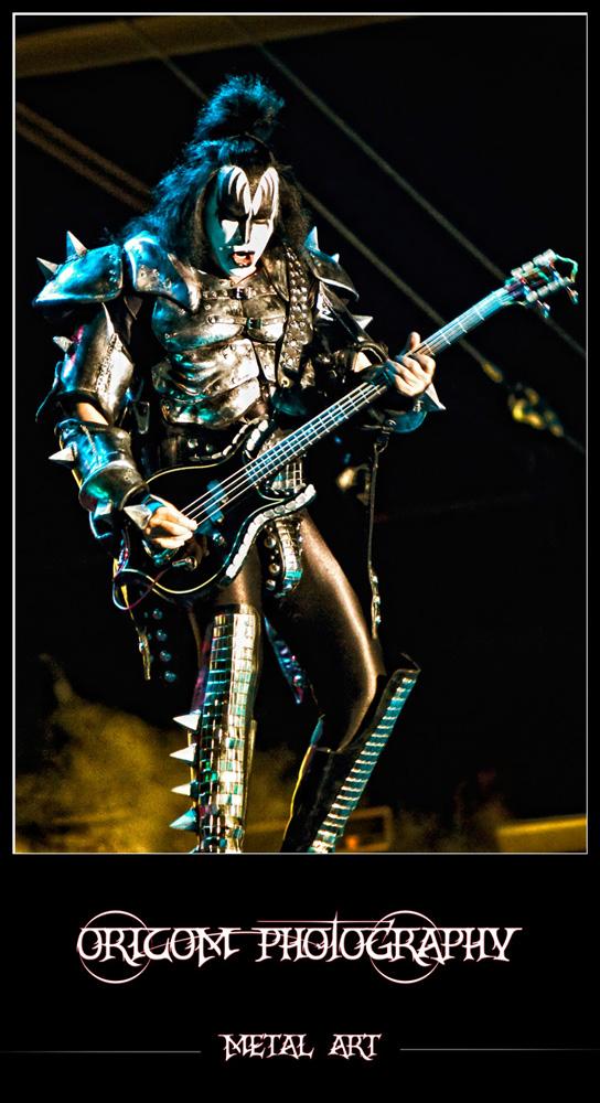 Kiss - Hellfest 2010
