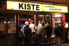 KISTE Stuttgart Musik-und Jazzclub *P*