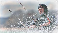 Kite am Chiemsee