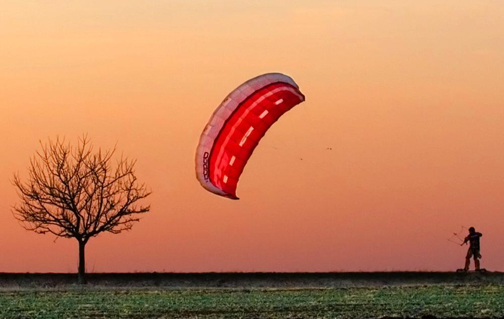 Kite-Boarder