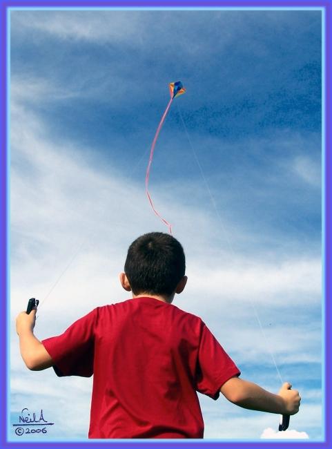 Kite Flyer 1
