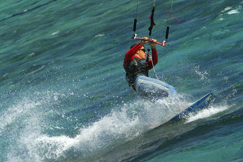 kite in Mauritius