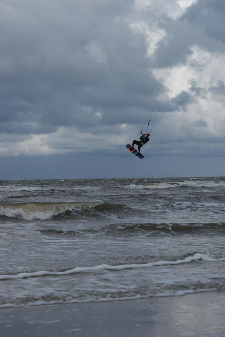 Kite-Surfen 4