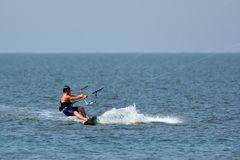 Kite-Surfer in SPO