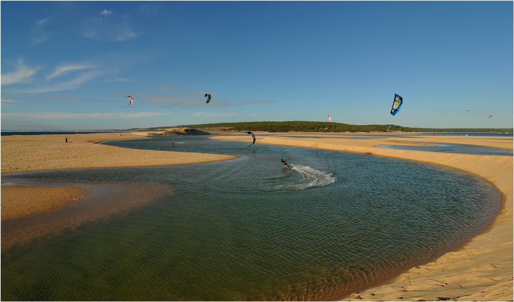 Kite Surfing I