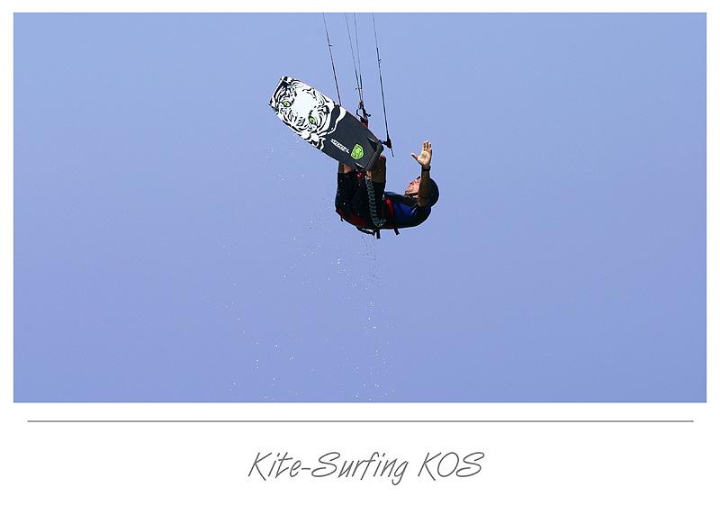 Kite-Surfing Kos (III)