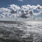Kite Surfing North Sea