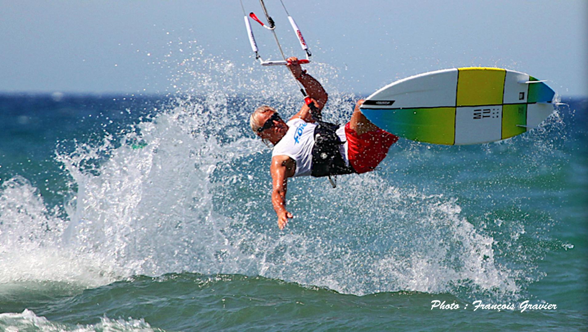 Kitesurf à Oliva