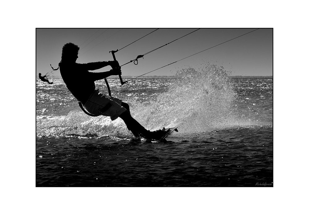 Kitesurf - The arrows fly