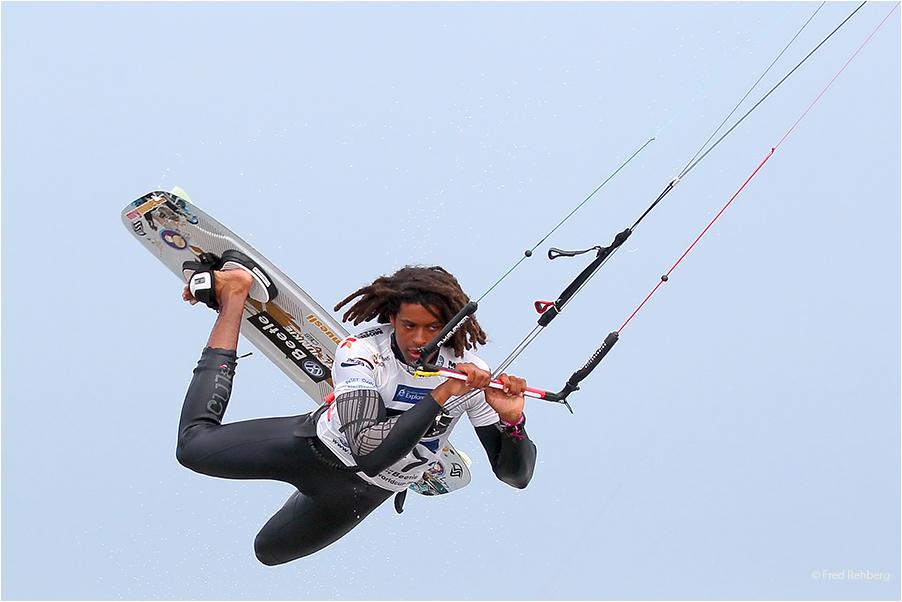 Kitesurf World Cup - Emmanuel Norman