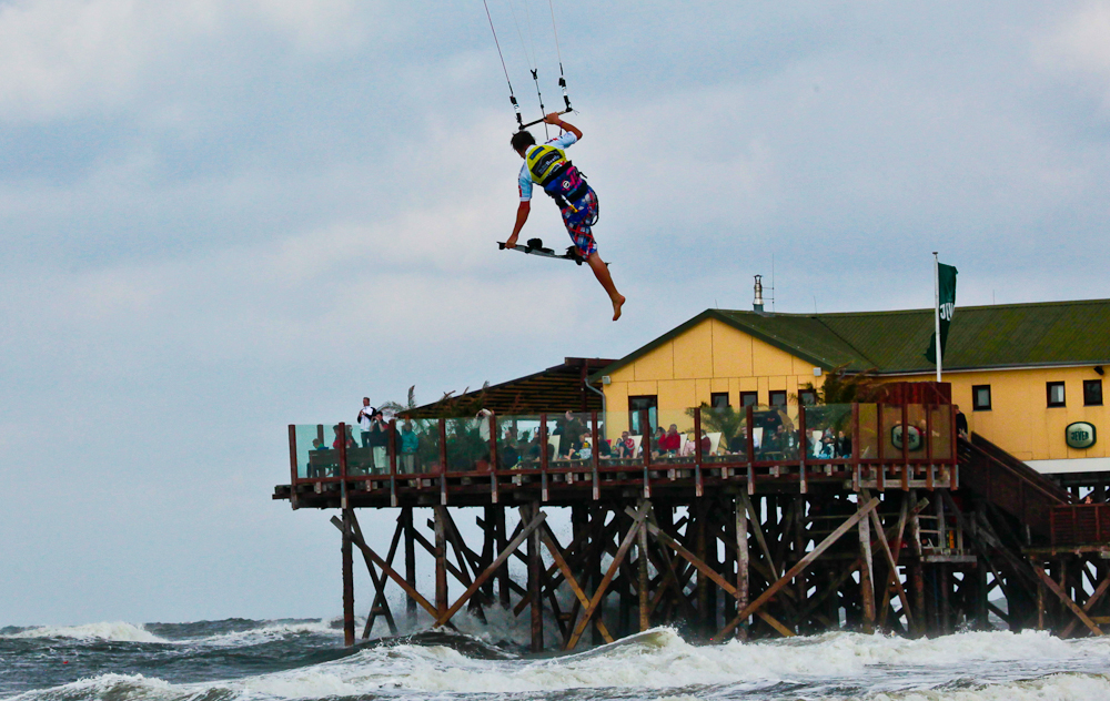 Kitesurf Worldcup St.Peter Ording