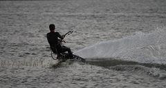 Kitesurfen im Watt