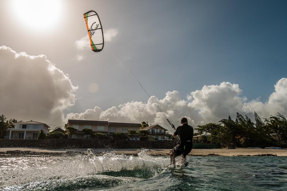 Kitesurfing - Part I