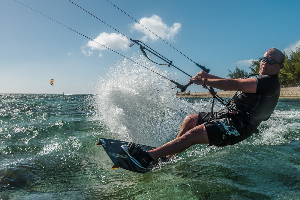 Kitesurfing - Part III