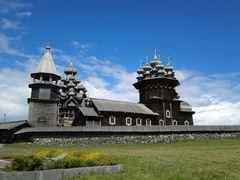 Kizhi,,patrimonio dell'Unesco....