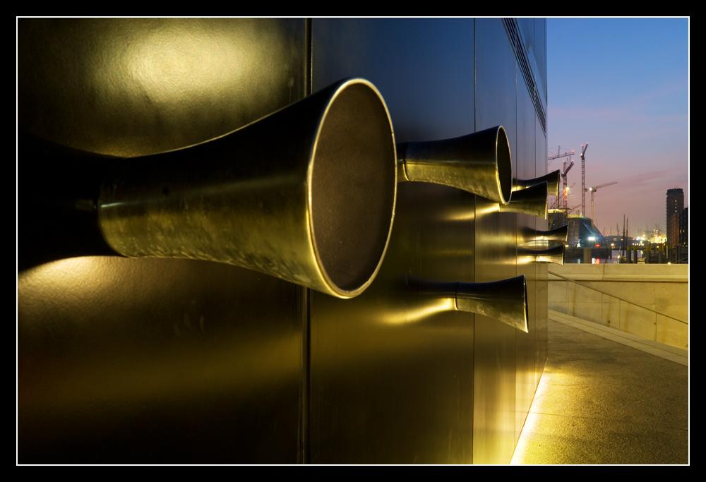 Klänge der Elbphilharmonie
