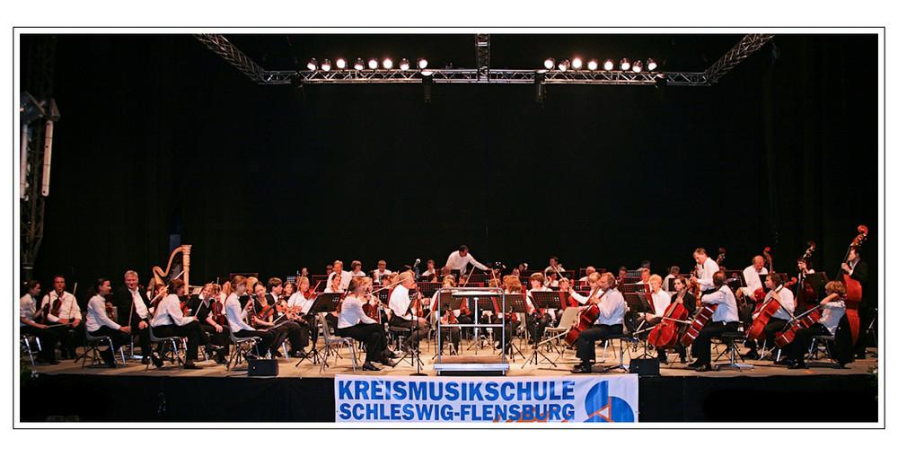 Klangpartie an der Schlei - Sinfoniekonzert