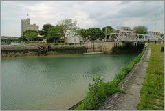 Klappbrücke La Rochelle