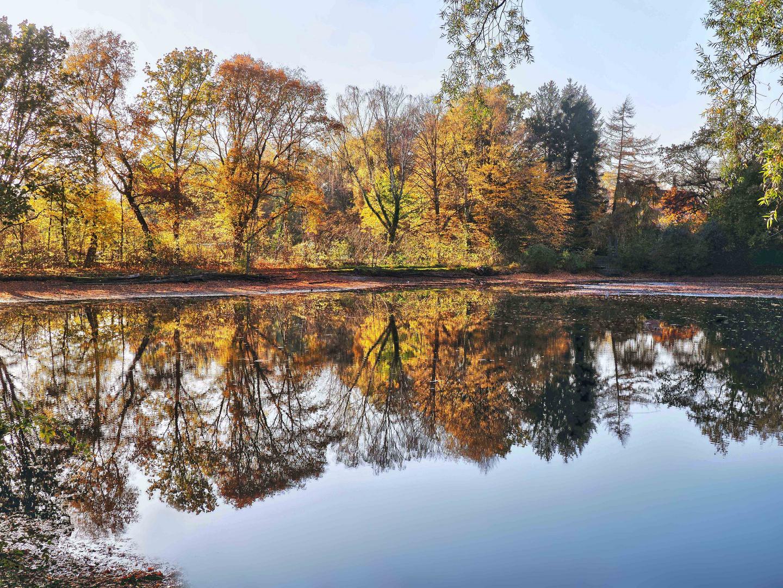 Klarer Herbsttag