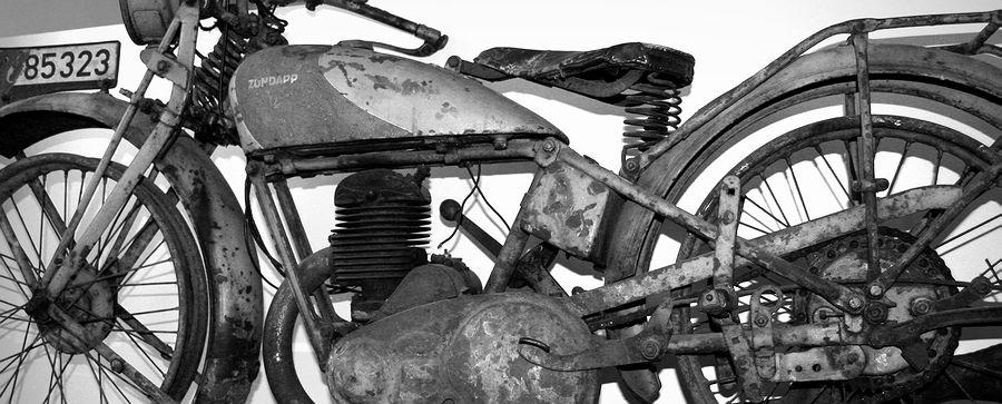 Klase motorrad