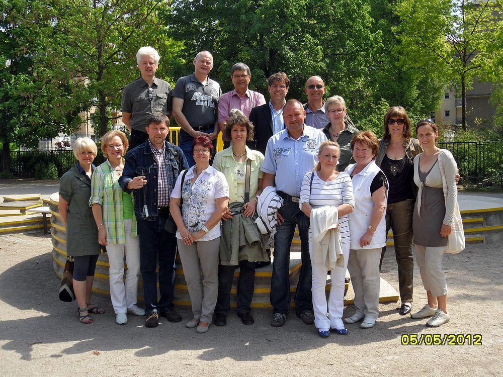 Klasse 10b am 5.5.2012