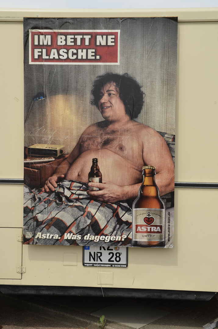 Klasse Plakat