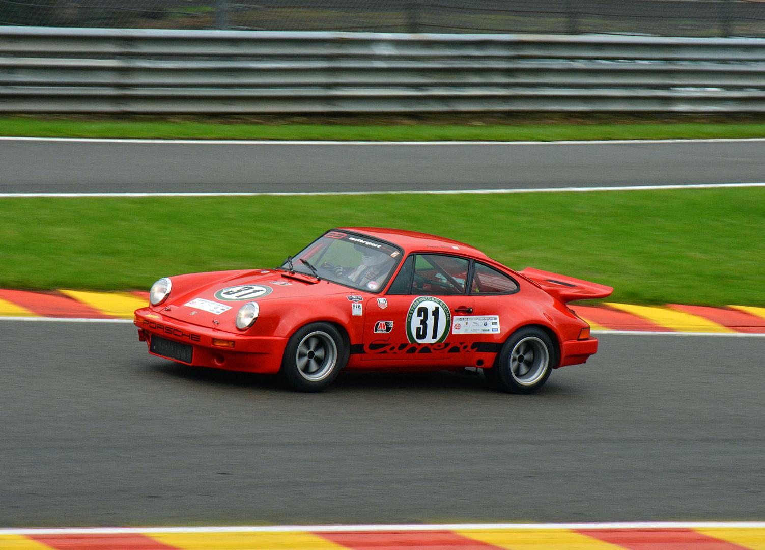 Klassik-Porsche