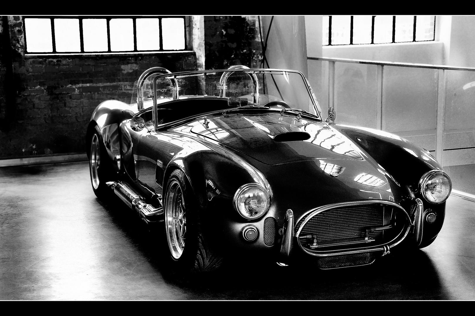 Klassikstadt Frankfurt Main - Shelby Cobra