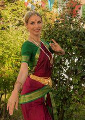Klassischer indischer Tanz - Mein indischer Sommer II