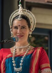 Klassischer indischer Tanz - Mein indischer Sommer III