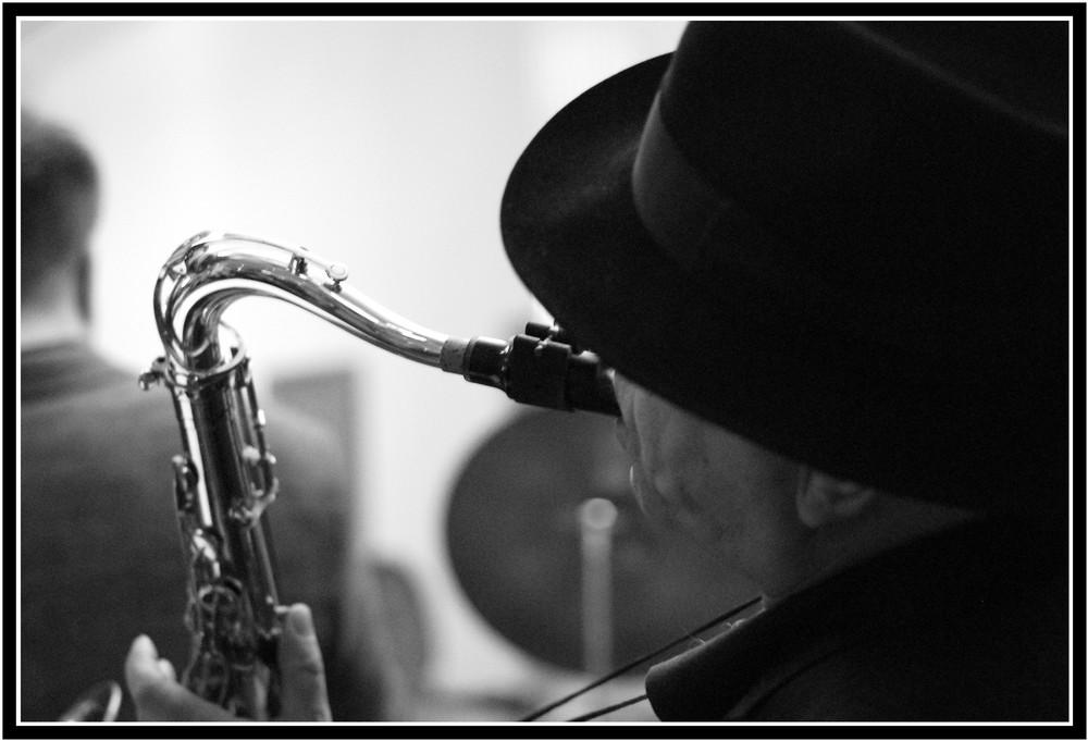 "Klaus Becker von ""Greg Copeland & the Soulgang"