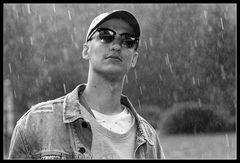 Klaus :: im Regen