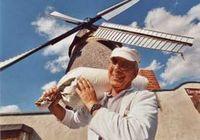 Klaus Rudolph - Windmüller aus Leidenschaft