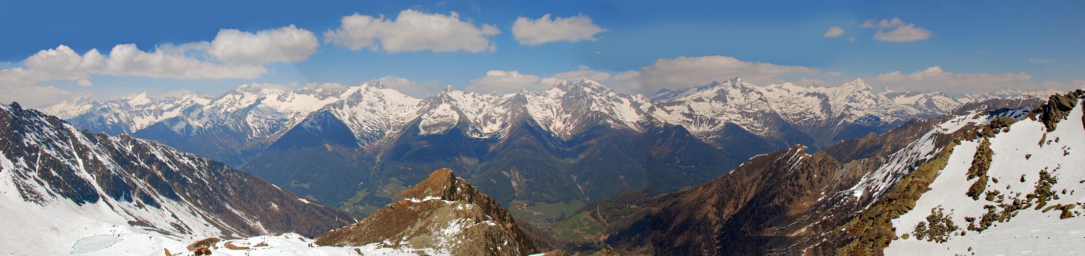 Klausberg-Panorama