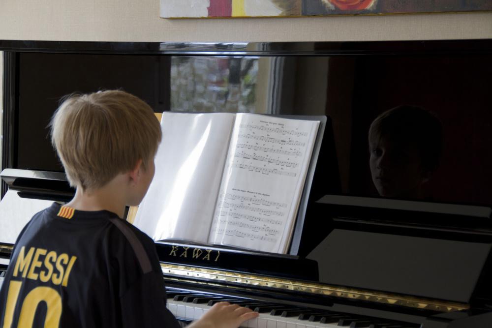 Klavierleidenschaft