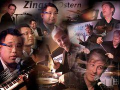"""Klaviertage Zingst 2015: Boogielicious... - """"die kleinste Bigband der Welt"""""""