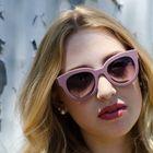 Klea...altrosa Sonnenbrille