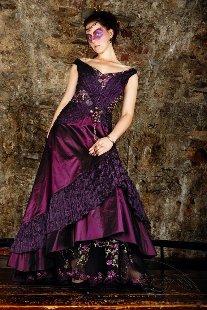 Kleid von Martina Mohapp; Stoob, Österreich