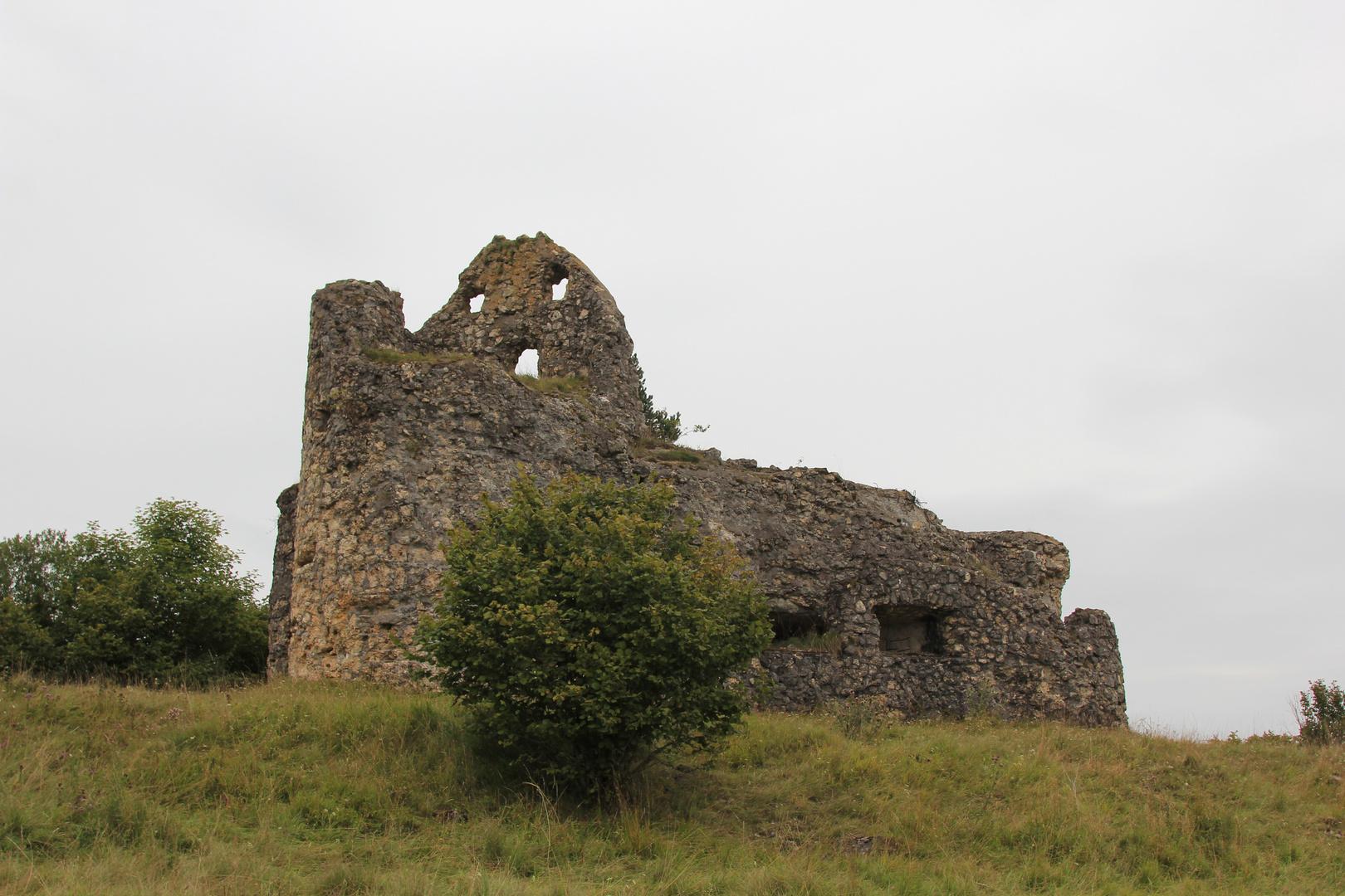 """""""Klein Wildenstein"""" - Unter der Ruine steckt ein Bunker"""