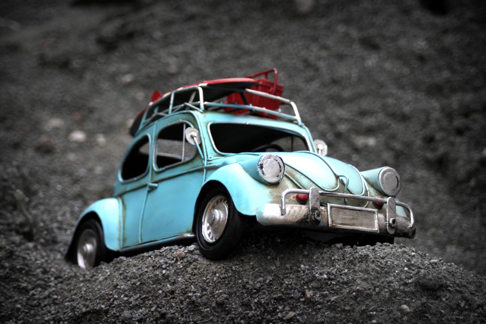 Kleine Autos in der großen weiten Welt Teil 4