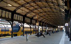 Kleine Bahnhofshalle in Nijmegen