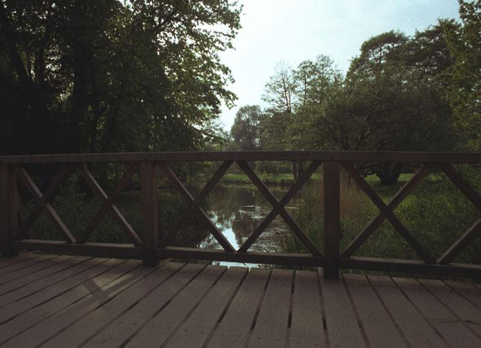 Kleine Brücke...