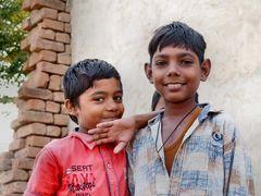 Kleine Freunde in Alsisar