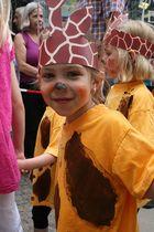 Kleine Giraffe...